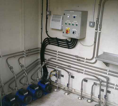 Sample Installation System