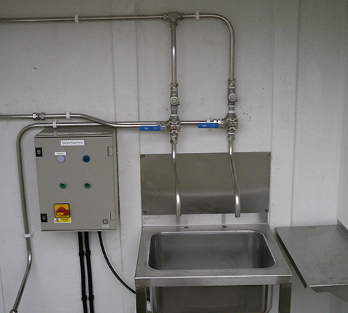 Stainless Steel Sample Systems