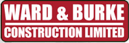 Ward and Burke Construction Logo