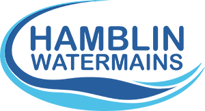 Hamblin Watermains Logo